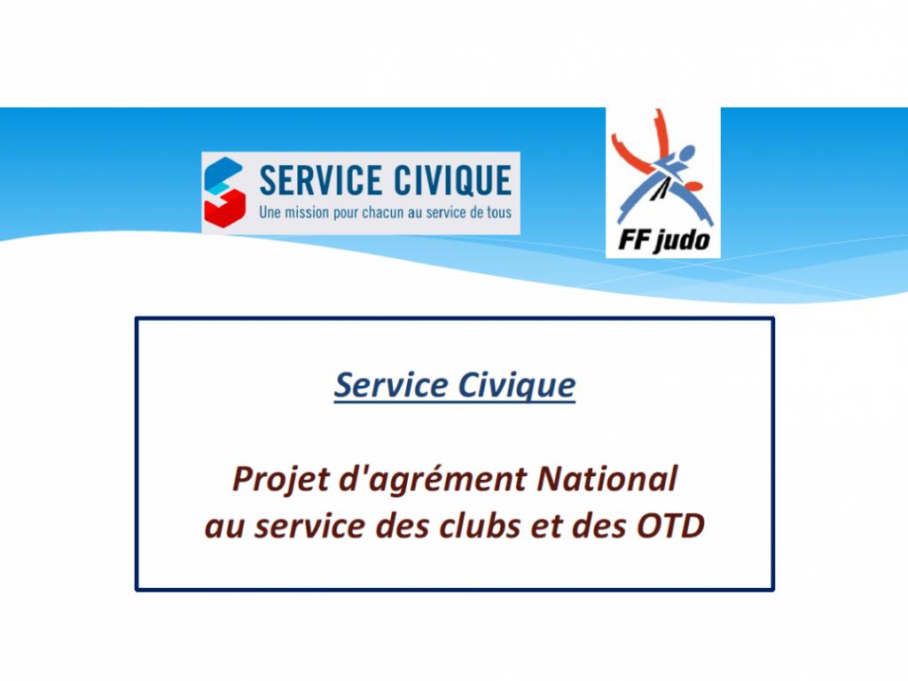 Image de l'actu 'Agrément National Service Civique'