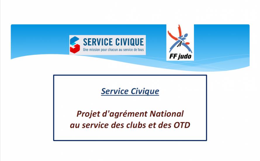 Agrément National Service Civique